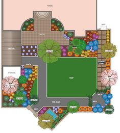 The Landscape and Gardens solution for ConceptDraw DIAGRAM is the ideal drawing tool when creating landscape plans. Any gardener wondering how to design a garden can find the most effective way with Landscape and Gardens solution. Free Landscape Design, Landscape Plans, Garden Solutions, Drawing Tools, Garden Landscaping, Drawings, Gardens, Front Yard Landscaping, Sketches