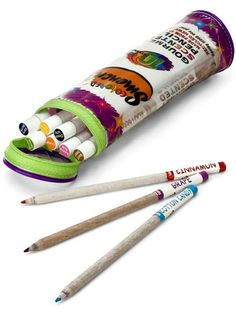 Gifts for Artists - Creative Artistic Gifts - Seventeen- My grandmother gave me a watermelon one when I was in 5th grade. I still have it, and I've wanted to buy more! #17holiday