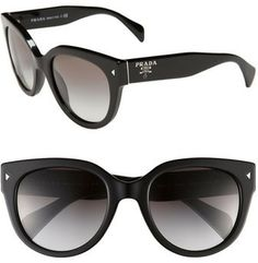 d5def6f949ee Prada 54mm Cat Eye Sunglasses on shopstyle.com Cheap Ray Ban Sunglasses