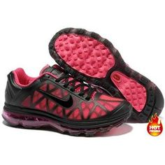 the latest 1b3d0 1d818 Nike Air Max 2011 Women Mesh Shoes Red Black Color Nike Air Max For Women