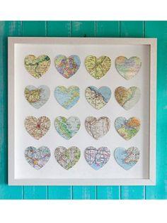 Tipp des Tages: Ein Herz für die liebsten Reise-Orte - WIE EINFACH!