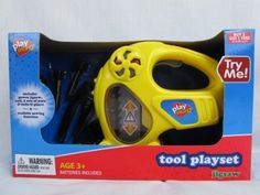 Play Right Tool Playset Jigsaw *** To view further for this item, visit the image link.