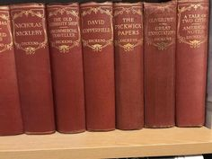 12 book collection from my Great-grandfather. Some marks on some of the pages but in good condition. Sophie Collins, Charles Dickens Books, Tessa Gray, Will Herondale, Oliver Twist, Curiosity Shop, 12th Book, Cheap Michael Kors, The Infernal Devices