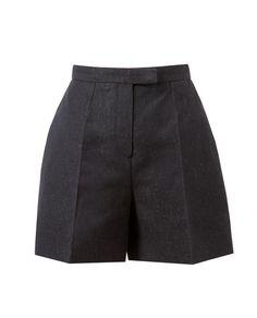 CARVEN   High-waisted Denim Shorts