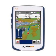 Xplova G5 HR+ Navigationsgerät inkl.Gurt,und Frequen auf www.profirad.de