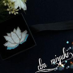 #kisiyeozeltasarim #miyukibeads #miyuki #miyukiboutique #miyukidelica #design #taki #kolye#kolyeucu #nilüfer #çiçeğim #istenilenrenk #bilgi#dm #satıştadır #❤
