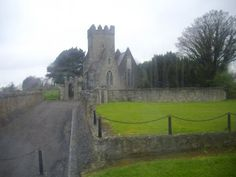 St. Doulaghs Church: Oldest church in Ireland
