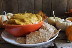 Nutrition Stripped | Pumpkin Hummus | http://www.nutritionstripped.com
