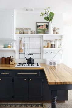 Matte Black in the Kitchen: Inspiration & Ideas — Trend Report | Apartment Therapy