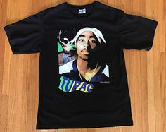 "Vintage 90s Tupac ""Its a Set Up So Keep Ya Head Up"" 1998 Bootleg Rap T Shirt. Size XXL"