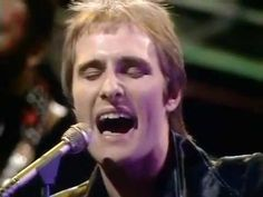 Steve Harley & Cockney Rebel - Make me smile Steve Harley, Sound & Vision, Soundtrack, Make Me Smile, Rebel, Famous People, How To Get, Let It Be, Concert