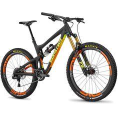 Santa Cruz Nomad C S - 2016 Mountain Bike