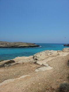 Nissi beach-Sandy Bay