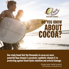 Fashion and Lifestyle Nutrition Products, Food Technology, Did You Know, Whole Food Recipes, Cocoa, Madness, Vitamins, Paleo, Lose Weight