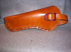 Leather  Revolver Holster Prairie Tan With Belt by wynnsleather, $15.00