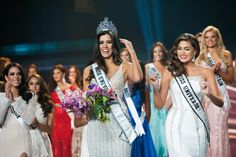 Photo credit to: NBC/ HO/Miss Universe Organization L.P., LLLP On Sunday, January 25, 2015, Miss Universe Colombia, Paulina Vega was crowned Miss Universe 2014/15 at the FIU Arena. The beauty pageant was hosted in Doral, Florida. The 63rd Annual MISS UNIVERSE® Pageant was air on NBC with a Spanish simulcast on Telemundo. Miss Universe Colombia, Paulina Vega is the 2nd young woman to take home the Miss Universe crown from Colombia. Born in the town of Barranquilla, located in northern ...