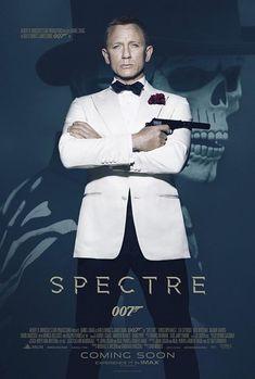 Spectre In 2021 James Bond Movie Posters Spectre Movie James Bond Spectre