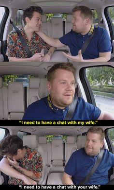 Harry Styles Was On Carpool Karaoke And Absolutely Nailed It