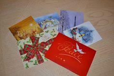 Mamas Like Me: Re-using Those Holiday Cards