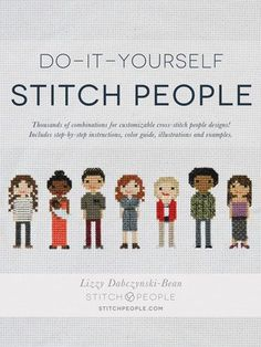 Stitch People DIY Book