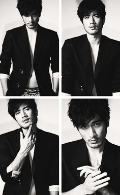 Godfrey Gao. Pinning again don't care though cause he is too hot