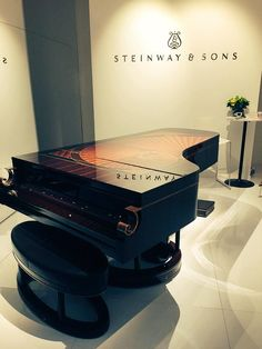 Steinway Fibonacci Grand Piano Fibonacci Steinway grand piano. Only 2.4 million USD, no biggie. !!!