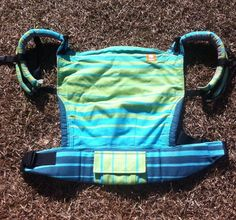 Neobulle Petit Prince Turquoise Weft (Chouchous Fr Exclusive) TULA BABY CARRIER