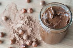 Quick Homemade Nutella – Just Three Ingredients! (Dairy-Free)