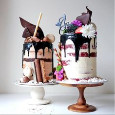 Chocolate and Red Velvet Cakes from Cakes By Cliff in Sydney, Australia