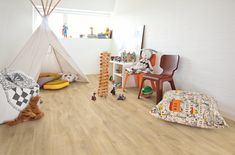 Vinyl flooring — why they're great for use at home