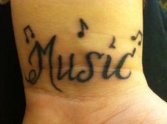 Unbreakable Wrist Tattoo
