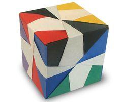 origami cubus 300x254 origami cubus
