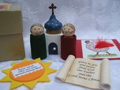 Orthodox Christian Crafts-GREAT resource for Vacation Church School during the Summer & Sunday School during the regular school year!