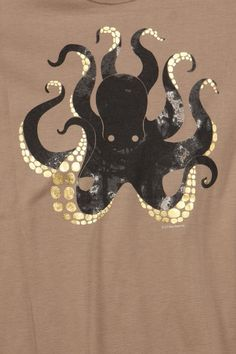 Octopus Tank