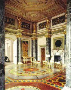 Robert Adams Interiors | Neoclassical Architecture