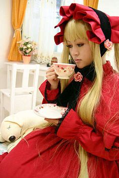 Rozen Maiden Cosplay #kawaii