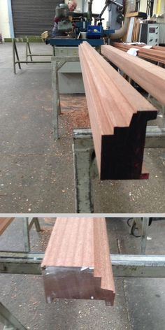 Speciale houten profielen | Houtbewerking: in praktisch iedere profilering, kopmaat, afwerking én houtsoort: Houtindustrie Veteka