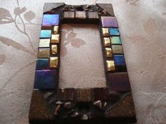MOSAIC Outlet Cover or Switch Plate GFI by victoriacharlotte