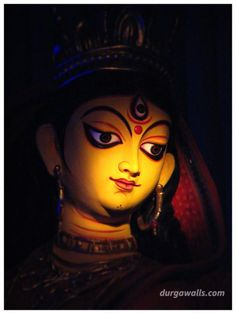 66 Pally is all about Motherhood and celebrating women. Every women is Devi Durga. The goddess of Power. Durga Ji, Durga Goddess, Ganesha Story, Durga Puja Image, Durga Puja Kolkata, Body Painting Festival, Mosque Silhouette, Durga Painting, Durga Images