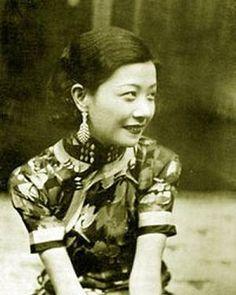 Ruan Lingyu and Qipao cheongsam