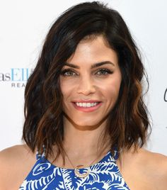 Use Jenna Dewan-Tatum's hair as inspo for your own lob haircut.