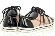 Look 5 & 6. Burberry Sneakers.