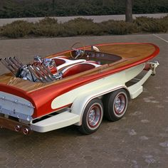 Old School & Bad to the Bone. Ski Boats, Cool Boats, Ski Nautique, Boat Pics, Wooden Speed Boats, Yacht Boat, Riva Boat, Flat Bottom Boats, Classic Wooden Boats
