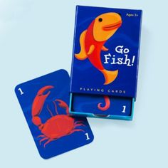 Go Fish Cards - 20% off 12.15.14 only!