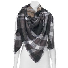 Apt. 9® Southwestern Square Blanket Scarf,
