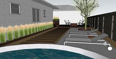 Above Ground Lap Pool The High Cost Of An Inground Pool