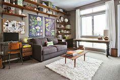 La petite fabrique de rêves: A Los Angeles : l'appartement vintage de Sarah Sherman ... Rédaction Vinciane FIorentini-Michel