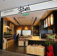 Golden Egg Roll + Tuna Cauli Roll + Choco Oat @ Bee's Bakery Nu Sentral Shopping Mall Experience