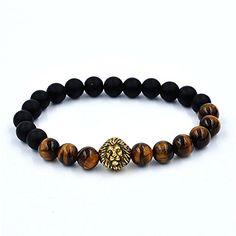 Koky Stretch Tiger Eye Beaded Bracelets with Gold Lion Spacer Koky http://www.amazon.com/dp/B017M7HWG8/ref=cm_sw_r_pi_dp_iOMwwb1K69GY3
