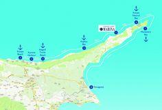 Northern Cyprus cruising guide